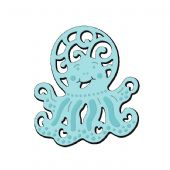 Sweet Dixie Cutting Die - Playful Octopus - SDD118